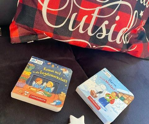 Weihnachtliche Kinderbücher – Buchrezension