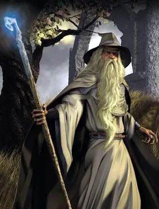 MERLÍN: El mago de la Mitología Celta