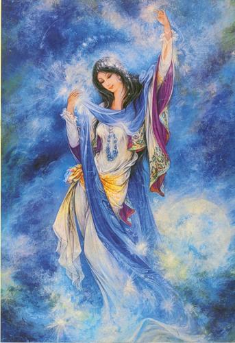 Tanrıça Anahita
