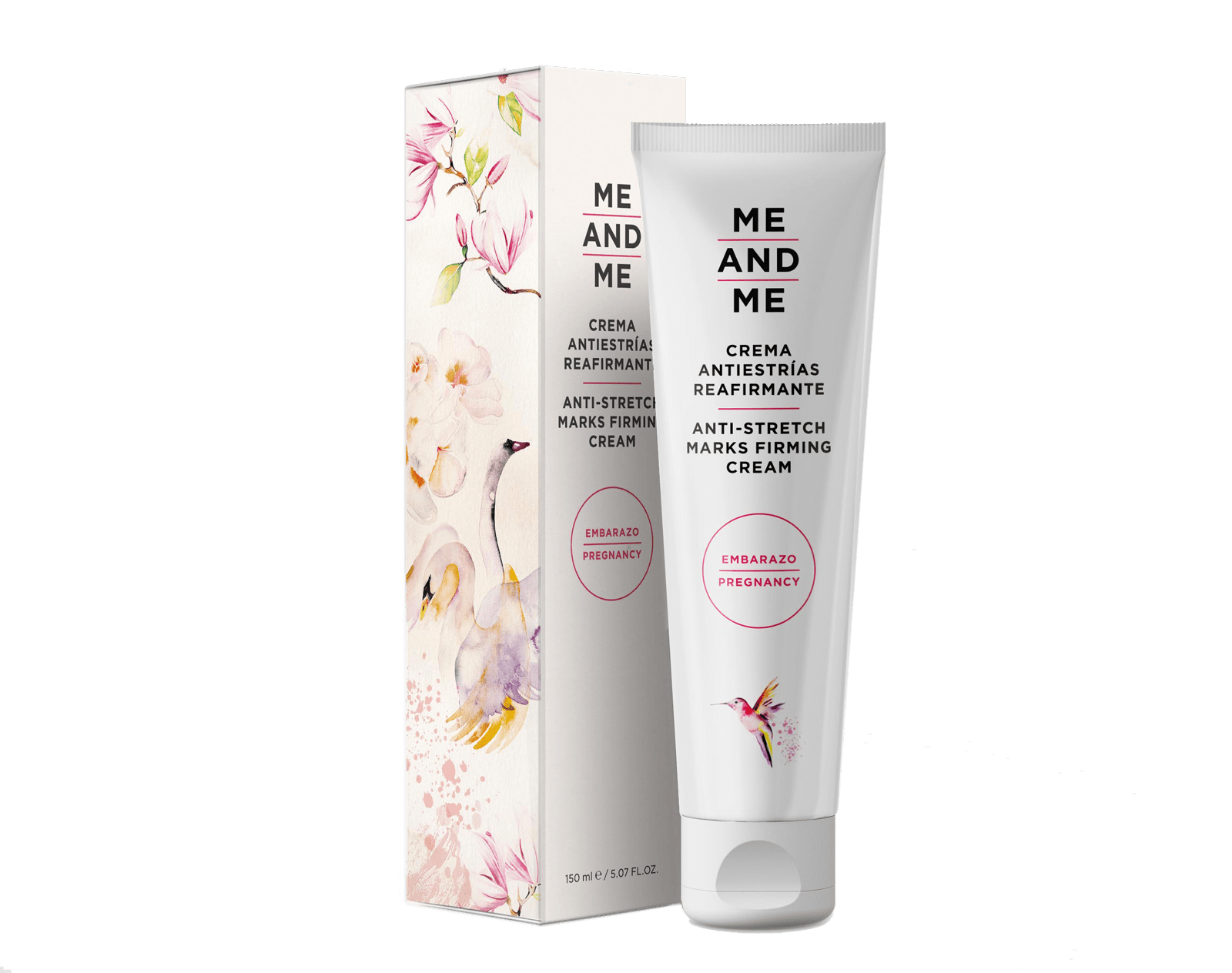 Me And Me Anti Stretch Marks Firming Cream Pregnancy