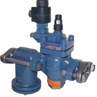 La válvula solenoide Hansen HS4A es uno de los repuestos que ofrece Mitor Ingenieros.