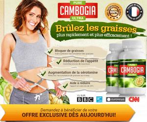 Achetez Pure Cambogia Ultra maintenant