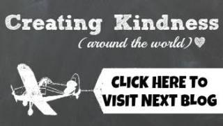 Creating Kindness Around The World: Cardmaking & Papercraft Blog Hop