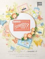 Stampin' Up! 2019 Spring/Summer Catalogue
