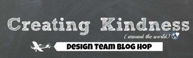 Creating Kindness CKDT Blog Hop for Card Making & Paper Craft Ideas using Stampin' Up! Products