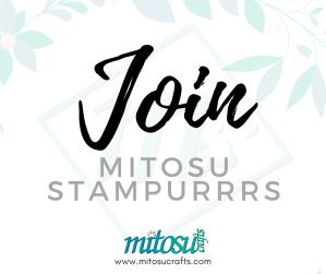 Join Stampin' Up! Mitosu Stampurrs Team with Mitosu Crafts