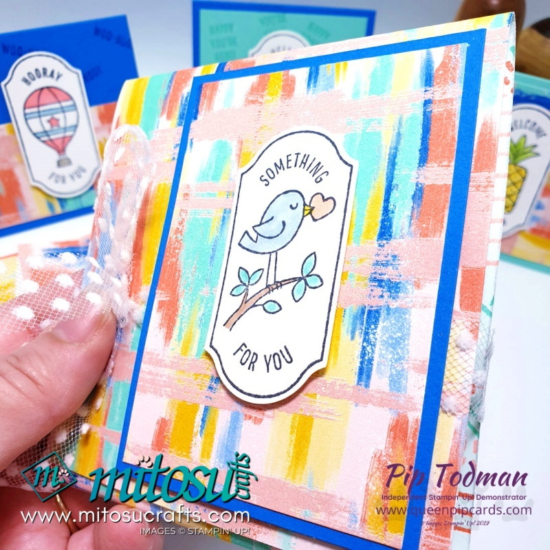Time For Tags Stamp Set By Royal Appointment Guest Blog from Mitosu Crafts featuring Pip Todman from Queen Pip Cards