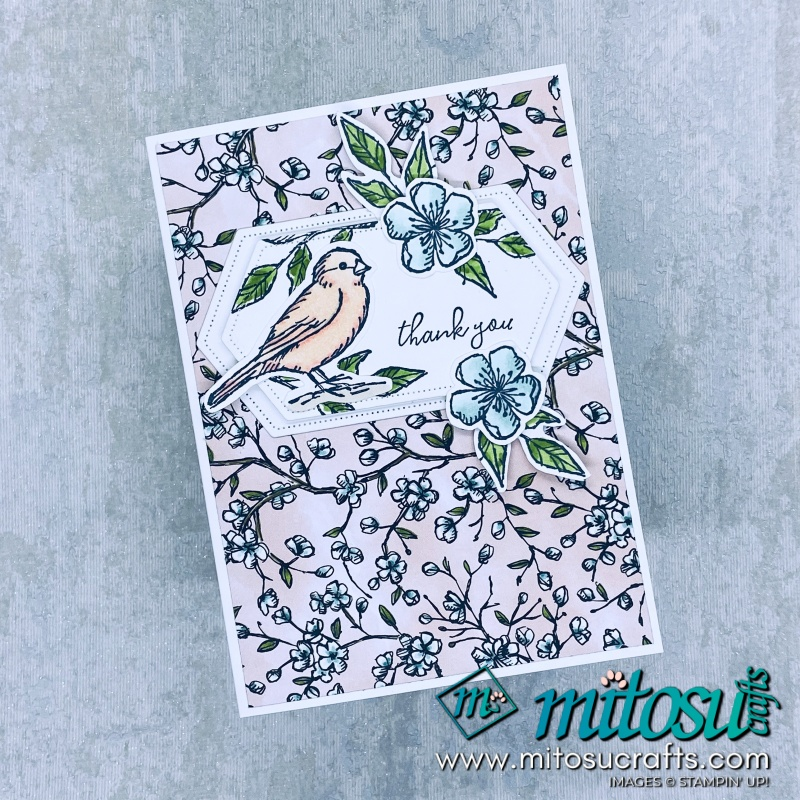 Free As A Bird available from Mitosu Crafts