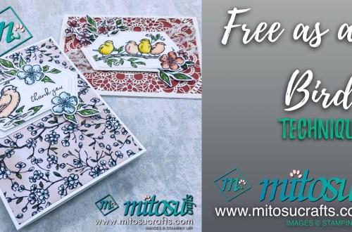 Free as a Bird from Mitosu Crafts