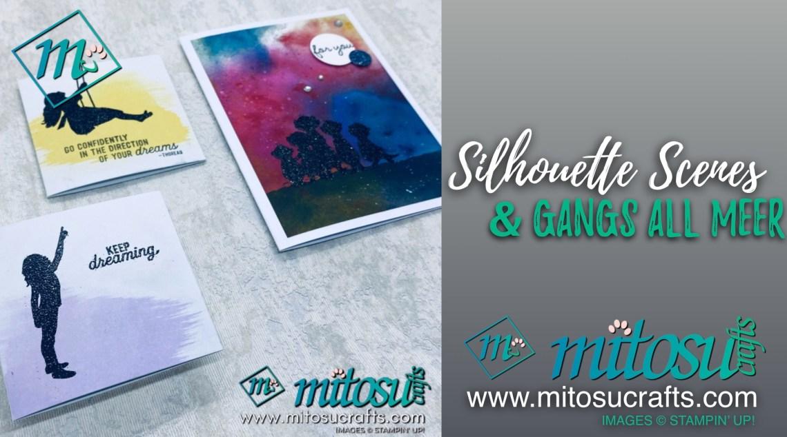 Silhouette Scenes & Best Dressed from Mitosu Crafts