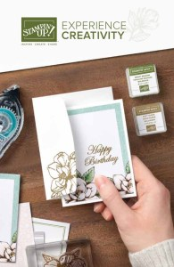 Stampin' Up Beginner Brochure. Order Cardmaking and Papercraft Supplies Online from Mitosu Crafts