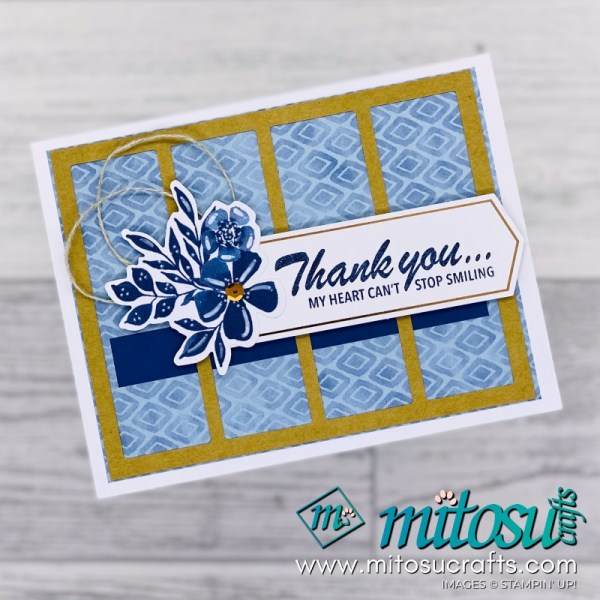 Three Cheers For You Alternative Card Project from Mitosu Crafts