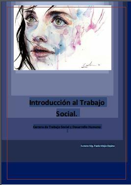 Introducción al Trabajo Social.