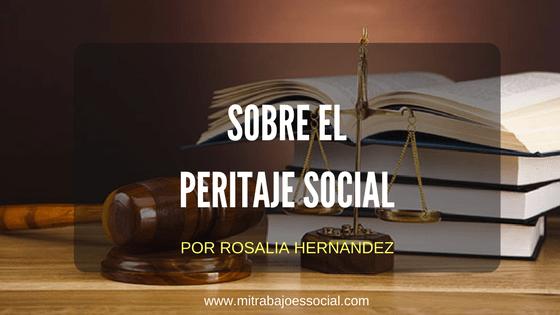 PERITAJE SOCIAL