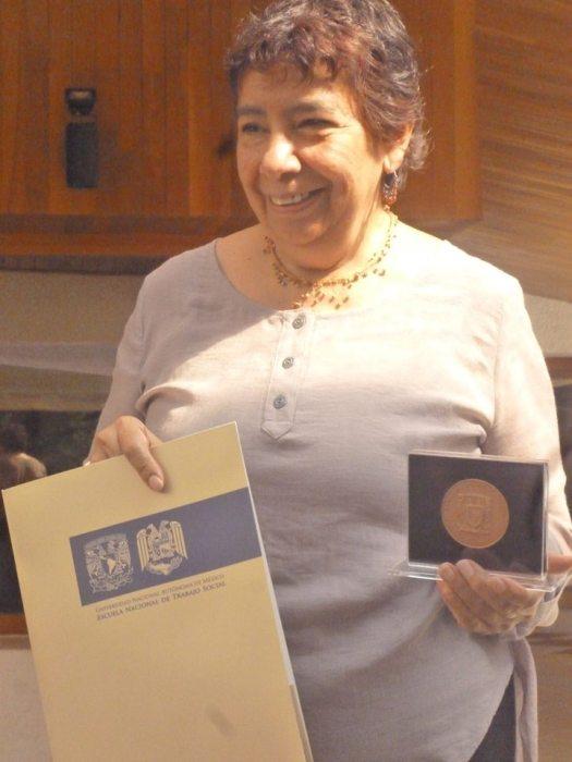María del Carmen Mendoza.