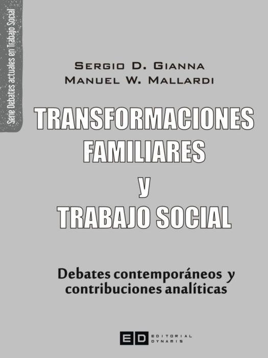 TRANSFORMACIONES FAMILIARES  Y TRABAJO SOCIAL
