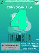 JORNADAS DIGITALES DE TRABAJO SOCIAL.