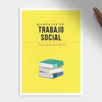 MANUALES DE TRABAJO SOCIAL