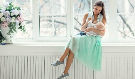 Ο θηλασμός ωφελεί το ανοσοποιητικό σύστημα του μωρού σας