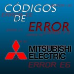 Códigos de error Mitsubishi Electric