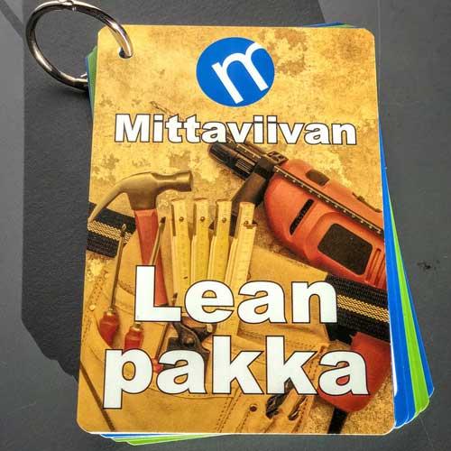 Lean-pakka