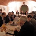 Parlamentarisches Frühstück mit der CSU