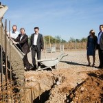 Spatenstich: Schlemmer plant Verdopplung des Umsatzes in Rumänien