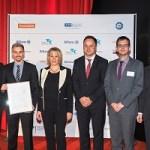 Nürnberger Mittelständler gewinnt Corporate Health Award