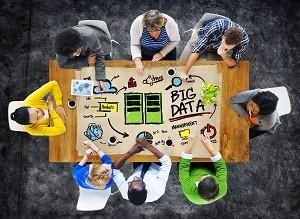 Das Internet der Dinge wird Daten in den Mittelpunkt der Wertschöpfung rücken. (Foto: (TriumphAdler / Fotalia)