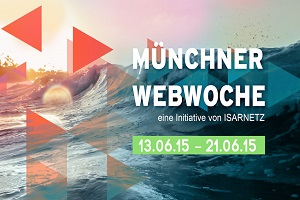 Banner Münchner Webwoche 2015