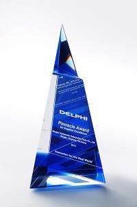 Delphi Pinnacle Award für Schlemmer China
