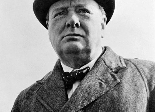 Brexit Gegner Winston Churchill