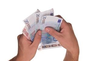 Crowdfunding Geld