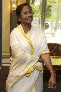 Mamata Banerjee ( Chief Minister, West Bengal ) im Bayerischen Hof  in München am 07.09.2016. Agency People Image (c) Viviane Simon