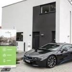Wohnhaus der Zukunft versorgt Haushalt und Auto mit ökologischem Strom