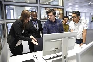 Der Kompetenzcheck soll dabei helfen, Flüchtlinge leichter in den Arbeitsmarkt zu integrieren