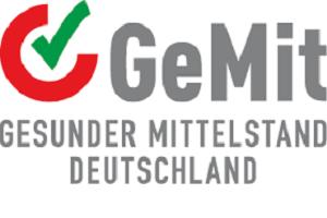 Logo gesunder Mittelstand GeMit