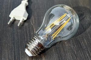 Energiesparlampen tragen auch zur Energieeffizienz bei