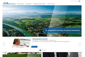 Berchtesgadener Land Wirtschaftsraum Foto