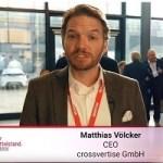 crossvertise auf der Digital Transformation Convention