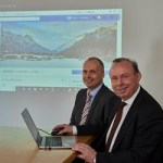 Wirtschaftsraum Berchtesgadener Land in den Sozialen Medien
