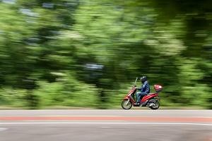 Bild Roller Mikromobilität