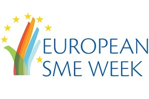 Logo European SME Week KMU Woche
