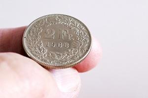 Währungsrisiken Bild Schweizer Franken