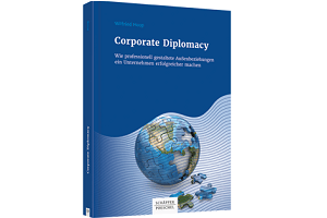 Corporate Diplomacy Buch Cover