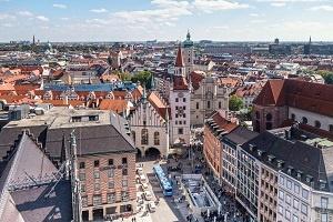 Arbeitsmarkt München