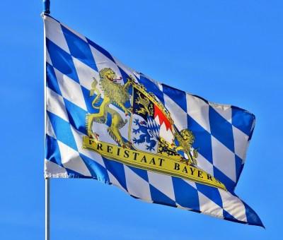 Flagge Bayerns Best 50