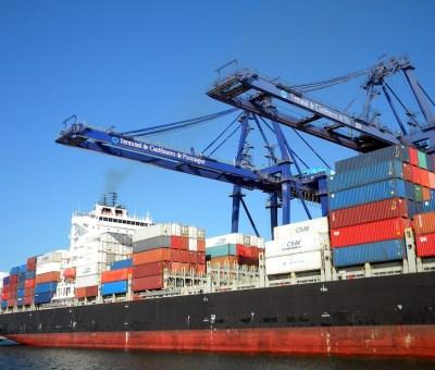 Bayerns Export im Oktober gestiegen