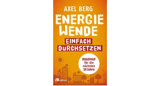 Energiewende Buch Cover