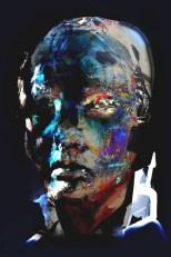 Kunstdruck auf Aludibond 14 Künstler: Jean-Jacques Piezanowski, Frankreich